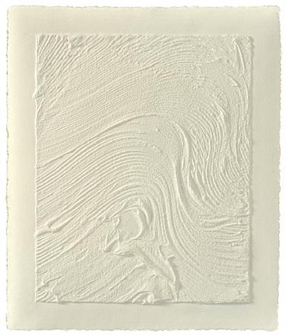 untitled (plate i) by jason martin