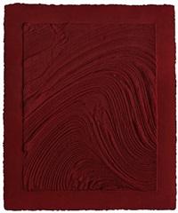 untitled (plate iii) by jason martin