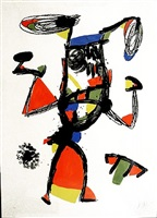 majorete by joan miró