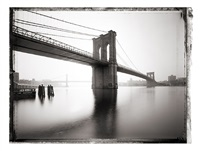 brooklyn bridge ii, 2008 by christopher thomas