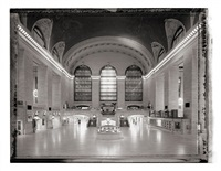 grand central terminal ii, 2001 by christopher thomas