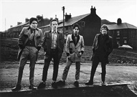 teddy boys, durham by don mccullin