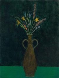 wild flowers by craigie aitchison