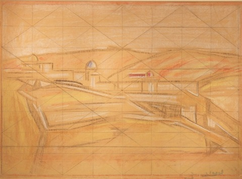jerusalem by david bomberg