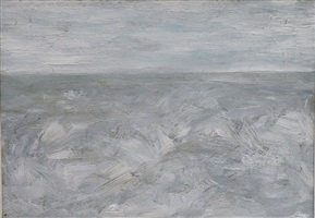 seascape by laurence stephen lowry