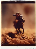 wild west #10 by david levinthal
