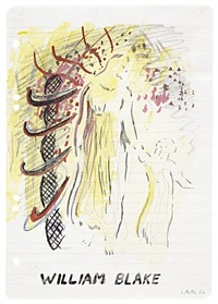 william blake by sigmar polke