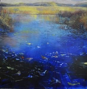 luminous shorelines by david allen dunlop
