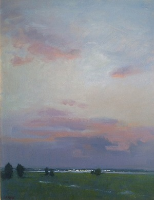 saybrook night lights by sandy garvin