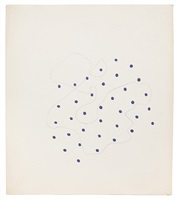 untitled (dots) by sigmar polke