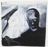 untitled (male figure) by sigmar polke