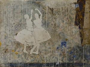 ballerinas blanches by pierre marie brisson