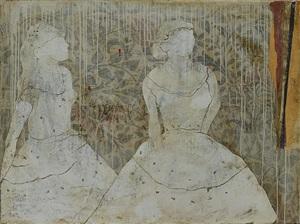 les demoiselles d'honneur by pierre marie brisson