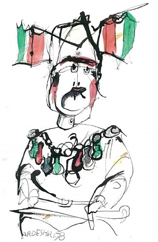 untitled by ardeshir mohassess