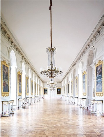 château de versailles vii by candida höfer