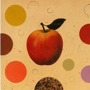 apple by dan rizzie