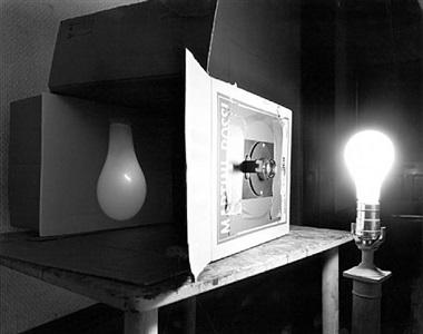 light bulb by abelardo morell