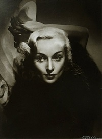 carole lombard by ted allen