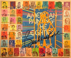 american painting: the eighties by loren munk