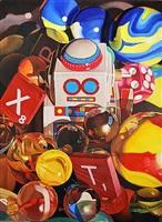 robot x8 t1 by john schieffer