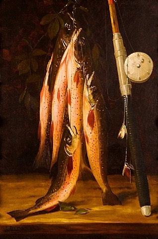 a nice day's catch by clarence e. braley