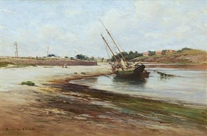 nahant, massachussetts by hendricks a. hallett