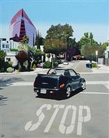 stop, pacific design center, la by john tierney