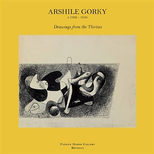 arshile gorky drawings from the thirties
