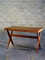 table de lecture by pierre jeanneret