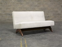 banquette basse by pierre jeanneret