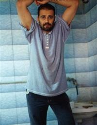abou baker, saïda, juin 2001 by jean-luc moulène
