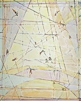 trapeze #21 by clay vorhes