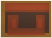 i - s va 2 from six variants by josef albers