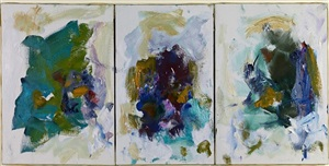 plaques by joan mitchell