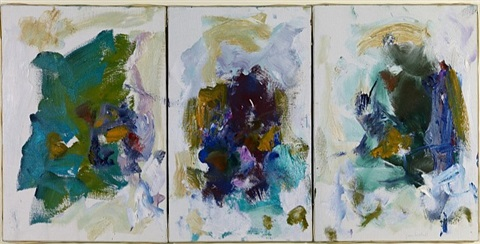hans hofmann - joan mitchell - sam francis by joan mitchell