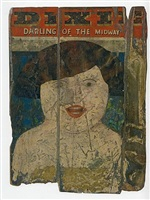 dixie, darling of the midway by peter blake