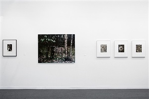 the armory show 2014- booth view