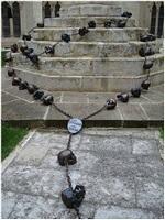 rosario (memento mori) by javier pérez
