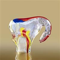 tang dynasty horse by shan shan sheng