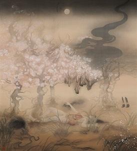 cherry blossom bal by fuyuko matsui