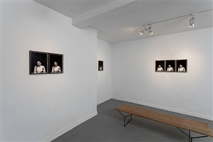 installation view at annet gelink gallery, amsterdam by meiro koizumi