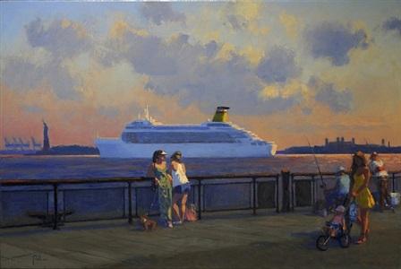 on the boardwalk by joseph peller