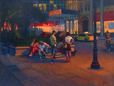 night shift union square by joseph peller
