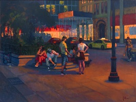 night shift union square by joseph peller