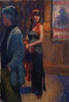 stage door by joseph peller