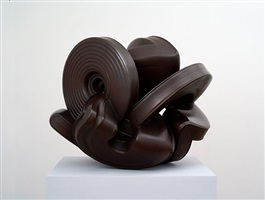 cubic early form by tony cragg