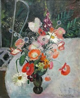 flowers by mildred bendall
