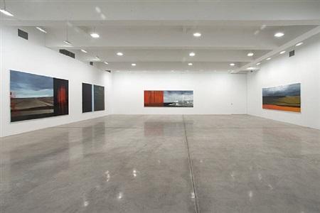 installation view by carla klein
