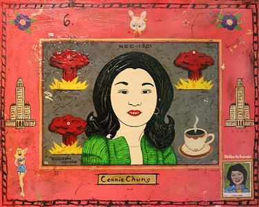 connie chung #6 by jeffrey vallance