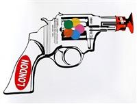 revolver by mr. brainwash